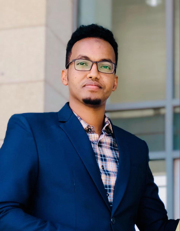 Abdirashid Abdi Jama Economist and Diplomacy resident.