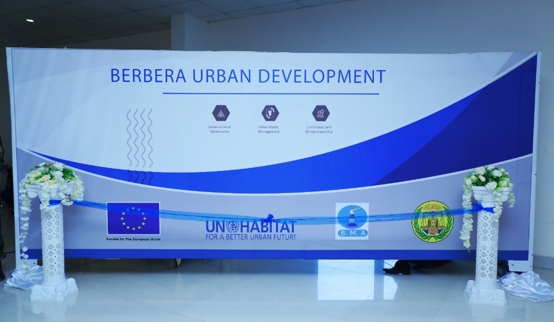 Somaliland and EU Sign €7.5 Million Berbara Urban Development Project