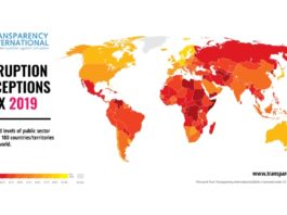 Somalia tops list of most corrupt countries-Transparency International
