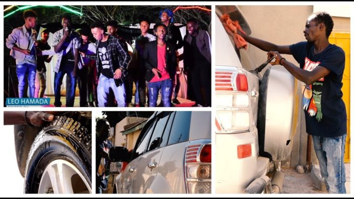 Somaliland: Hopes Dashed, Rising Music Star Turns to Washing Cars
