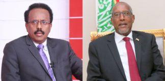 Somaliland, Somalia presidents meet in AddisAbaba