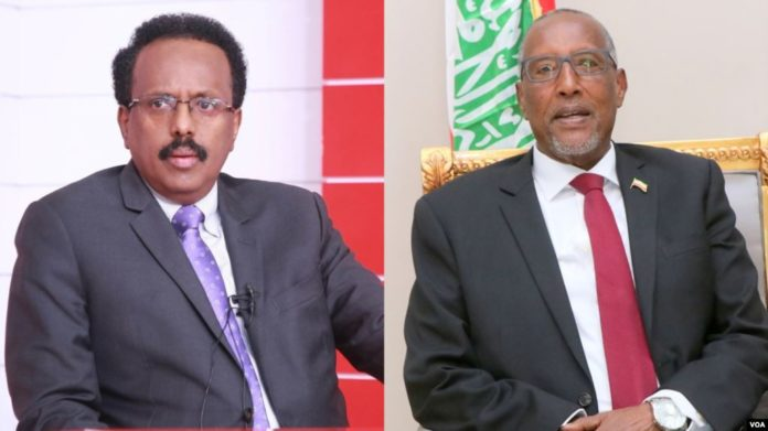 Somaliland, Somalia presidents meet in AddisAbaba