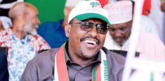 Suleiman Yusuf Koore became Somaliland's information minister in December