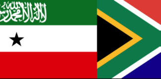 Somaliland Keen To Boost Diplomatic, Economic Ties With South Africa