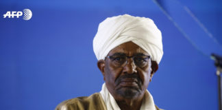 Omar al-Bashir: Sudan agrees ex-president must face ICC photo credit afp