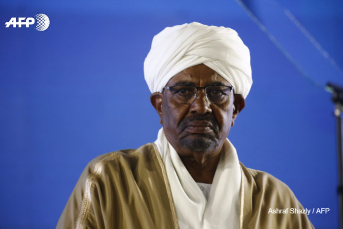 Omar al-Bashir: Sudan agrees ex-president must face ICC photo credit afp