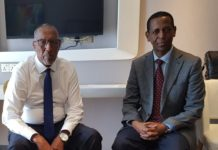 Somaliland President meets IGAD Special Envoy for Somalia and Red Sea