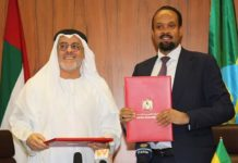 Ethiopia,UAE Sign $100m Loan Agreement