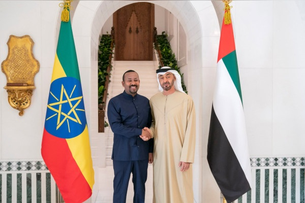 Ethiopia, UAE Express Keenness To Strengthen Ties