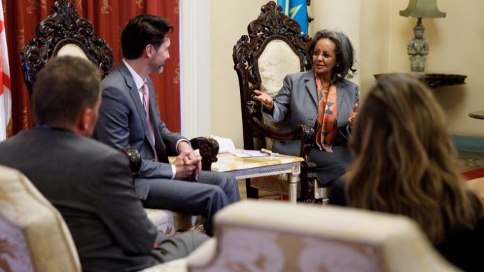 Ethiopia, Canada Discuss Opportunities To Deepen Trade, Investment Linkages