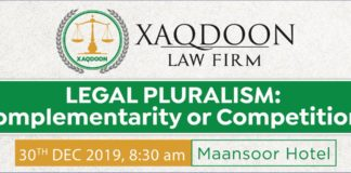 Xaqdoon Law Firm: New publication on legal issues