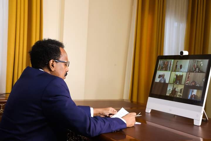 IGAD Leaders Hold Virtual Summit to Consult Response Strategy to Curb COVID-19