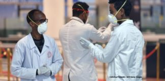 Ethiopia has confirmed its first case of the new coronavirus