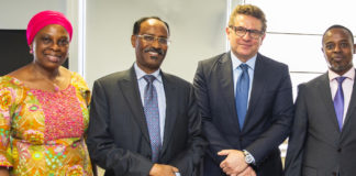 Somalia and the African Development Bank Group sign agreement for arrears clearance support