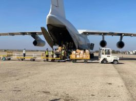 UAE Medical Aid Arrives in Somaliland to Assist in COVID-19 Response