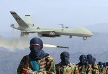 Federal Government of Somalia, AFRICOM target al-Shabaab Photo credit .africanstand