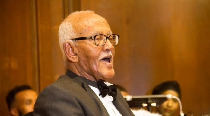 Somali King of Oud, Ahmed Ismail Hussein dies in London