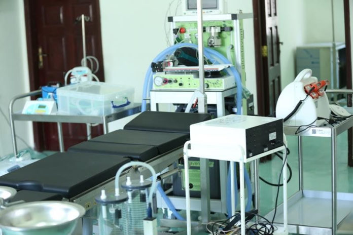 Martini Hospital is the country's only medical facility dedicated to treating its growing number of coronavirus patients