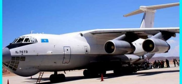 Somaliland receives 2nd batch of medical supplies From UAE to Fight Coronavirus