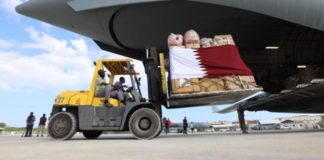 Somaliland receives medical supplies from Qatar to fight COVID-19 pandemic