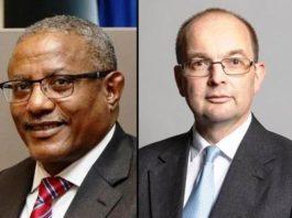 Ethiopia, UK Express Solidarity against COVID-19