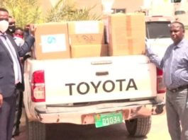 Somaliland Receives Medical Supplies From RAK Gas LLC
