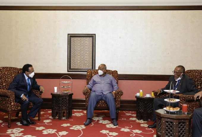 Somaliland and Somalia talks