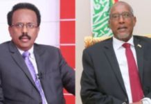 Djibouti President confirms meeting between Somalia,Somaliland presidents