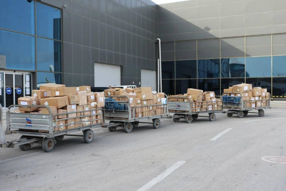 Ethiopia Donates 15t Of COVID-19 Medical Supplies To Somalia
