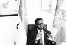 Somaliland Deputy Ambassador to Ethiopia Barkhad Mohamoud Kaariye
