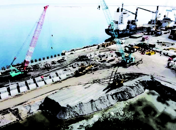 Somaliland:Berbera Port first phase construction nearing completion