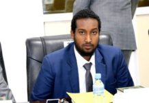 Somaliland Minister of investment Mohamed Ahmed (Awad) has tested positive for the coronavirus