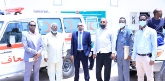 Somaliland: Dahabshiil Group handovers Second Consignment of covid-19 medical equipment to the ministry of health.