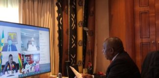 AU Holds Virtual Meeting On Progress Of GERD Dispute Resolution