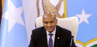 President of Somalia Mohamed Abdullahi Farmajo has appointed Mahdi Mohamed Gulaid as the Caretaker Prime Minister of the Federal Republic of Somalia