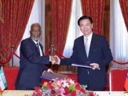 Taiwan and Somaliland to set up representative offices: Taiwan MOFA