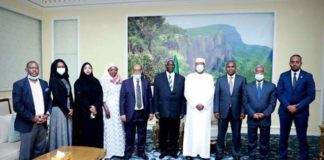 Kenyan delegation visits Somaliland to discuss bilateral relations