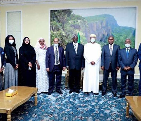 Kenyan delegation visits Somaliland to discuss bilateral relations