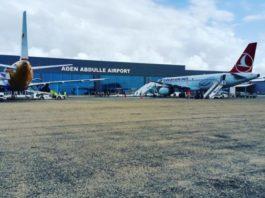 Somalia resumes domestic flights