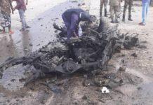 Somalia army chief survives suicide attack in Mogadishu
