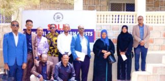 Somaliland Civil society stand against media suspensions
