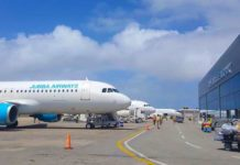 Somalia resumes international flights