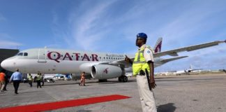 Qatar Airways resumes flights to Mogadishu