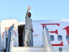 Ethiopia's PM leaves for Sudan on official visit