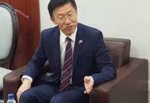 Chinese ambassador to Somalia, Qin Jian
