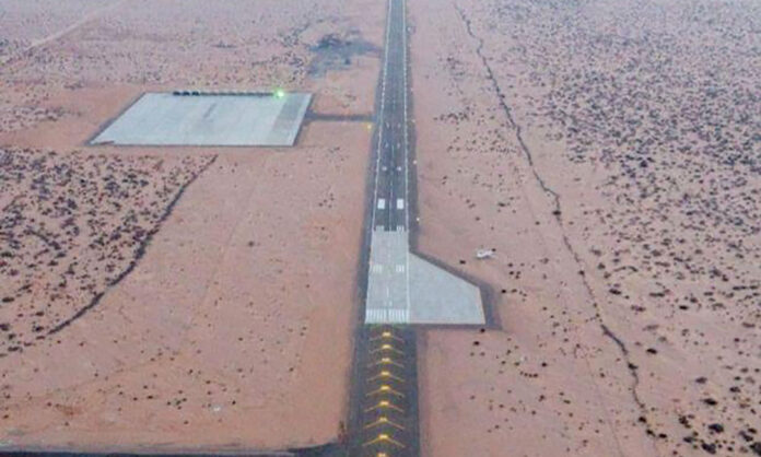 Berbera International Airport in Somaliland is almost complete