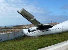 Kenyan cargo plane crashes at airport in Mogadishu