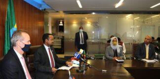 Ethiopia, Germany Sign €100 million Grant Agreement