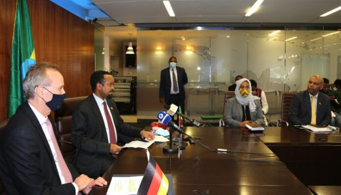 Ethiopia, Germany Sign €100 million Grant Agreement
