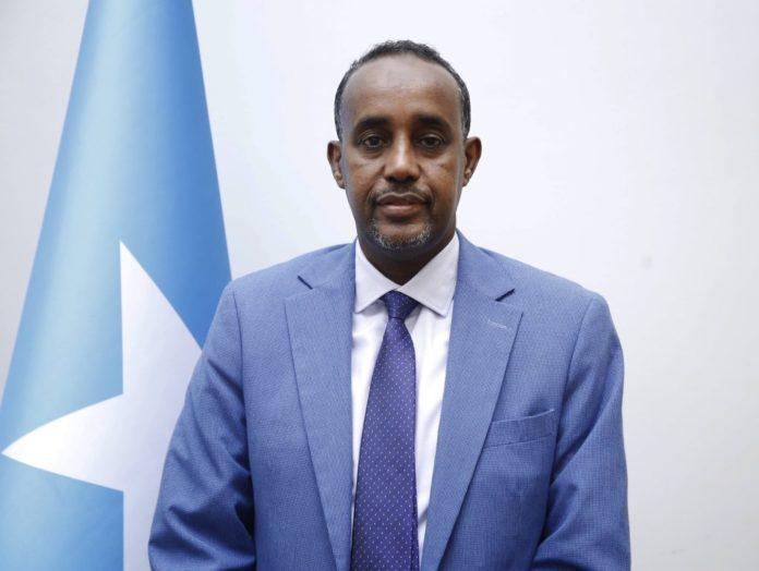 Somalia new Prime Minister Mohamed Hussein Roble